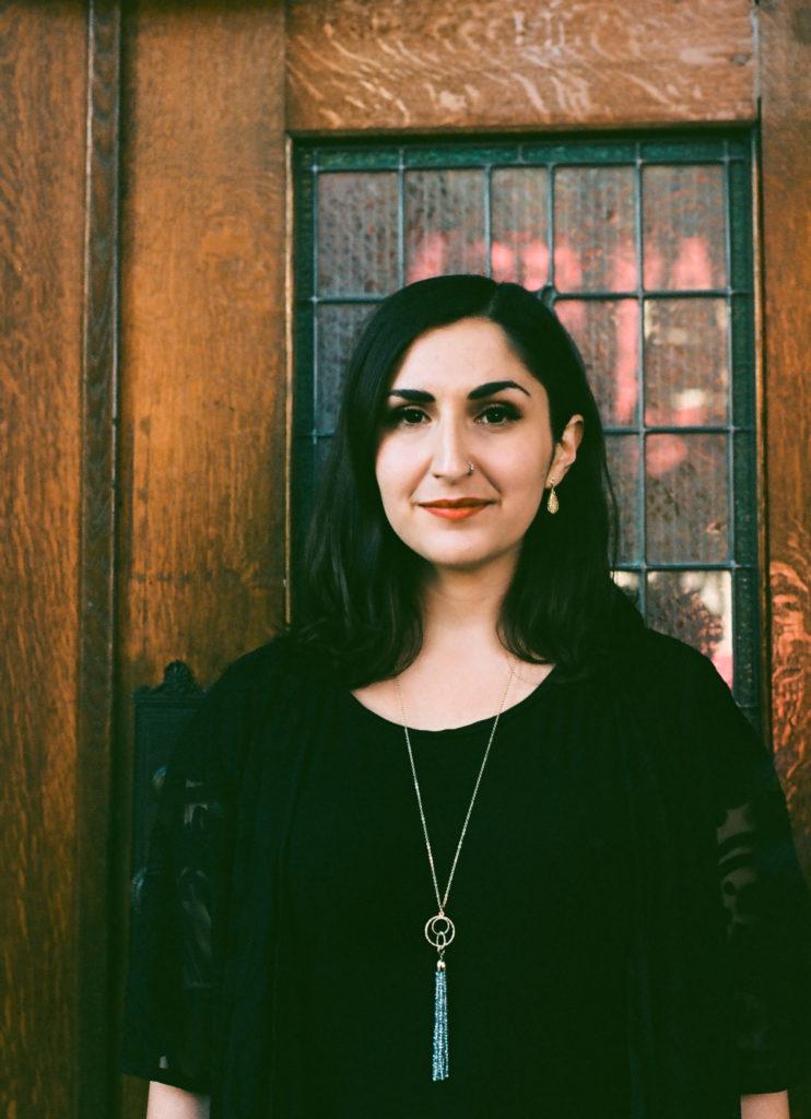 Leah's portrait