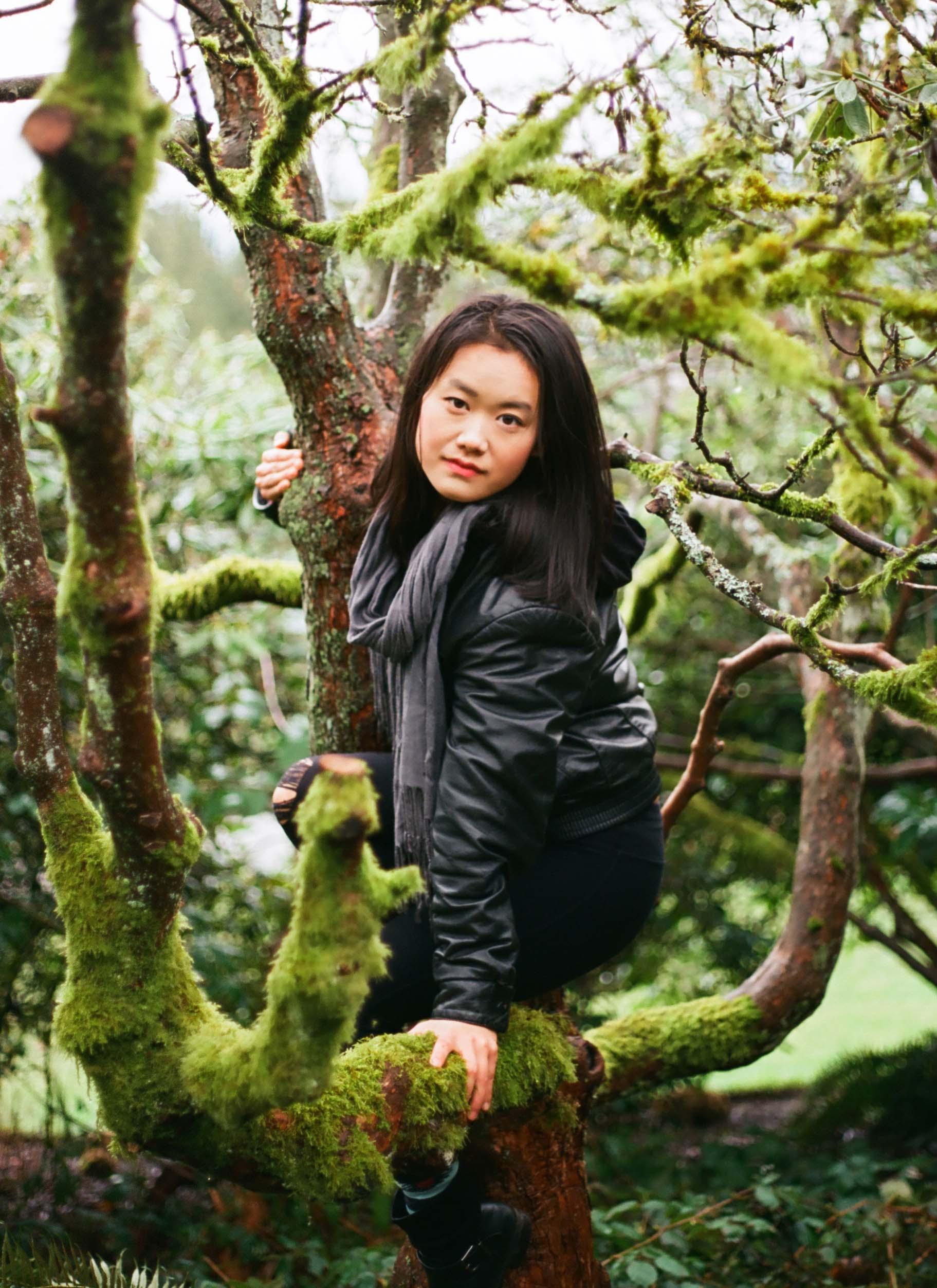 Kasha in the treet