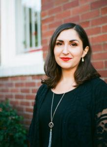 Writer Leah Horlick's Headshots