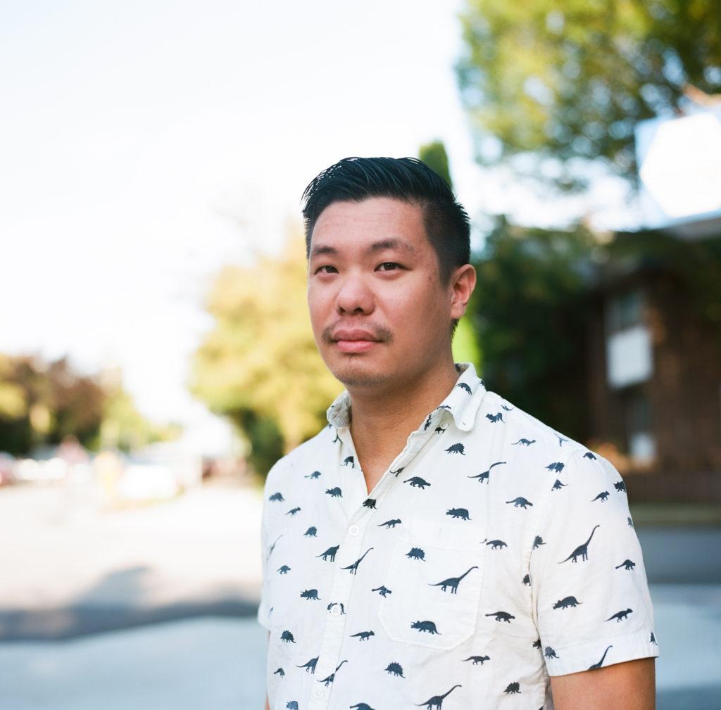 Aaron Chan author photo