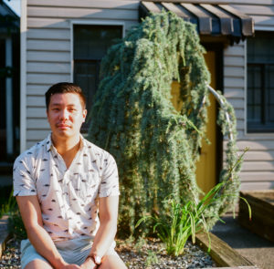 Author Aaron Chan